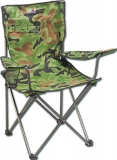 Angler Klappstuhl camouflage (Camping,Outdoor,Strand)
