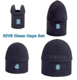 RIVE R16 Clean Caps Set, 4 Stück