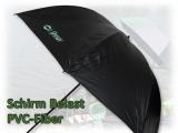 Sensas Regenschirm Belfast PVC-Fieber 2.50m - wasserdicht!