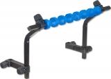 Rutenablage, Frontbar für Sitzkiepen mit D25 oder D36 Beinen