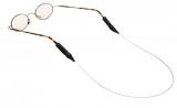 Brillen Sicherheitsband transparent, Nylon 35cm