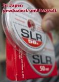 MAVER SMART SLR Vorfach-Schnur 50m 0,08 bis 0,16mm - Made in Japan!