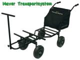 Maver Transportsystem mit 4 Rädern und Tasche