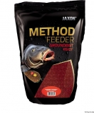 Method Feeder Futter Erdbeer (strawberry) 0.75kg