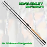 Maver Matchrute REALITY 4,20m 6-25gr. Wurfgewicht