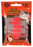 FTM Trout Finder Bait rot 6 St.