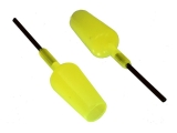 Cralusso Knicklicht Aufsätze 4.5mm, 3 Stück