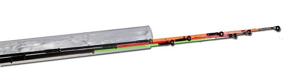 Transportrohr für Feederspitzen und Rutenspitzen bis 60cm