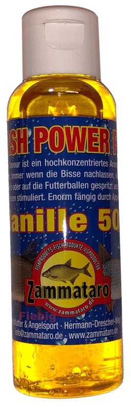 Zammataro Vanille 500 Lockstoffkonzentrat 50ml