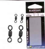 Blacksafe Crane Wirbel bis 139kg Tragkraft,  7 Stück