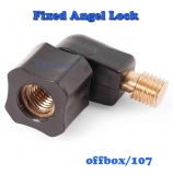 Preston Fixed Angel Lock - 90Grad Winkel-Adapter