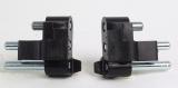 Rive Verschluss-Stecker für F1 Sitzkiepen, 1 Paar